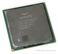 13067---Processor Intel PIV 2.6 Ghz  S478 FSB800 512 kb