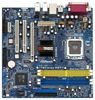 12328---Mainboard Asrock 775TWINS-HDTV