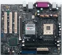 12457---Mainboard AOpen i865GM-i