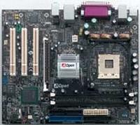12457---Mainboard AOpen i865GM-i