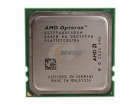 13117---Processor AMD Opteron 2000Mhz 2Mb Sock. F/1207 Dual