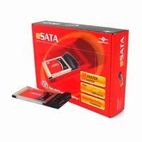 18028 --- PCMCIA eSATA card 2 poort