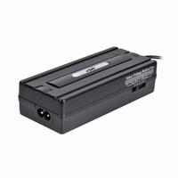 21034 --- Spire Universal AC Adapter voor Laptop (+ USB)