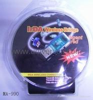 12926--- IrDA Infrarood  Wireles USB stick / dongle  MA-990