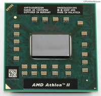 13133 --- Processor AMD P520  2,3 Ghz  1Mb  Socket S1G4