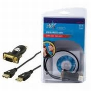 25059 --- USB 2.0 RS232 cable 0,5m HQCC-146