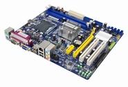 12484 --- Mainboard Foxconn G31MXP-K LGA 775 G31 Micro ATX