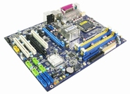 12489 --- Mainboard FOXCONN P35A-S - P35, PCI-Ex, S-775