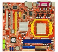 12431---Mainboard Foxconn K8M890M2MB-RS2H