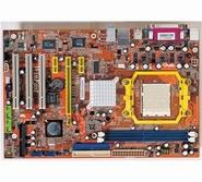 12432---Mainboard Foxconn K8T890M2AB-KRS2H