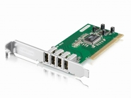 18032--- Sitecom USB 2.0  PCI Card 4 port
