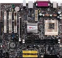 12097---Mainboard AOpen MK77M-8XN