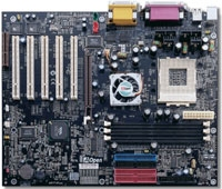 12121---Mainboard AOpen AK77plus