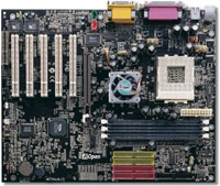 12122---Mainboard AOpen AK77plus (a)-133