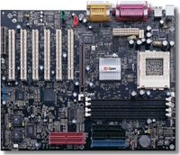 12143---Mainboard AOpen AX3S MAX  1