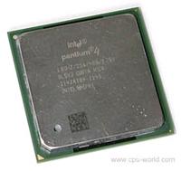 13015---Processor Intel PIV 1.6Ghz S478 FSB400