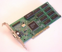 19001---VGA card 4Mb PCI S3