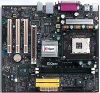 12154---Mainboard AOpen MX46-800N