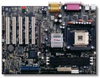 12186---Mainboard AOpen AX4BS-V